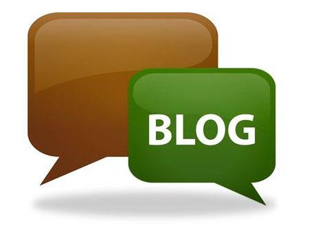 Blog Talk Bubble