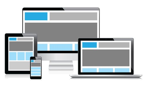 Desktop and Mobile Websites