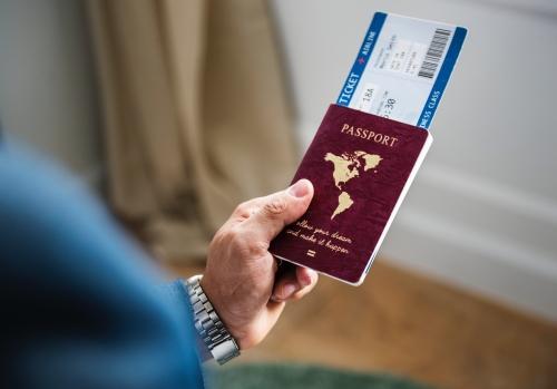 passport handheld